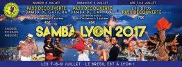 Pass-Découverte Samba Lyon 2017