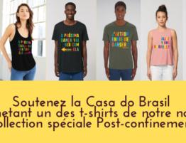 t-shirt post-confinement